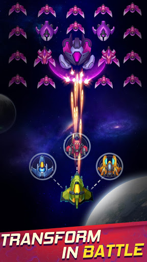 Wind Wings Space Shooter – Galaxy Attack astuce Eicn.CH 1