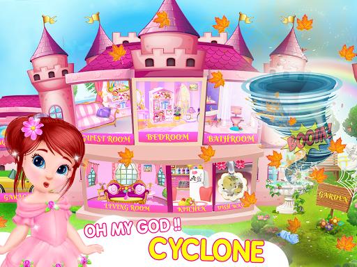 nettoyage de maison de princesse pour les filles astuce Eicn.CH 1
