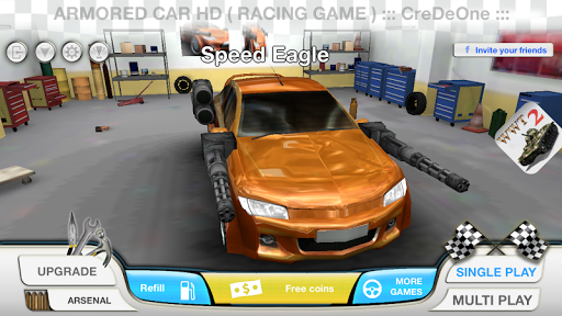 Armored Car HD Racing Game astuce Eicn.CH 1