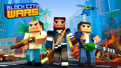 Block City Wars Pixel Shooter with Battle Royale astuce Eicn.CH 1