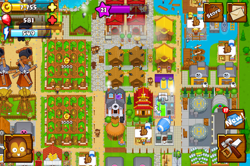 Bloons Monkey City astuce Eicn.CH 1