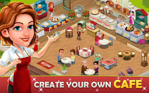 Cafe Tycoon Simulation de cuisine et restaurant astuce Eicn.CH 1