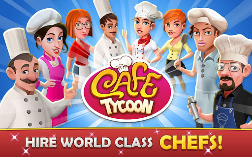 Cafe Tycoon Simulation de cuisine et restaurant astuce Eicn.CH 2