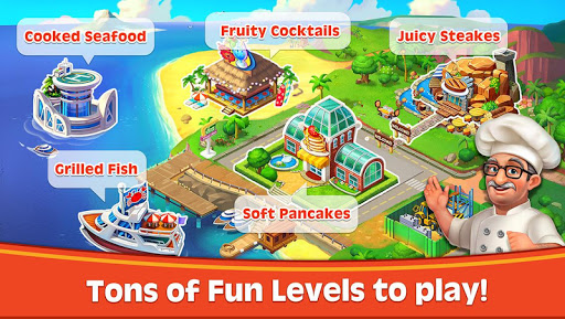 Cooking Rush – Chefs Fever Games astuce Eicn.CH 2