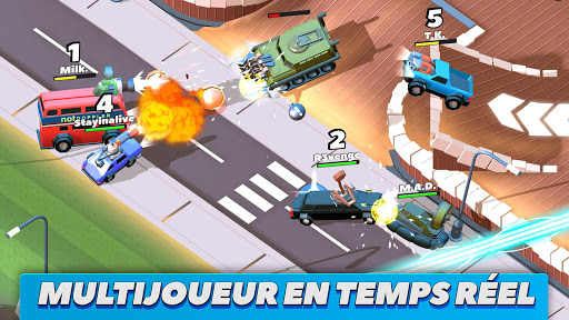 Crash of Cars astuce Eicn.CH 1