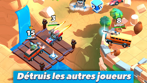 Crash of Cars astuce Eicn.CH 2