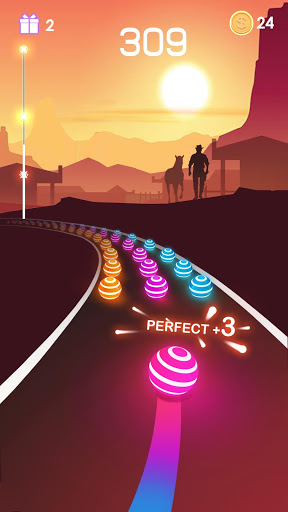 Dancing Road Color Ball Run astuce Eicn.CH 2