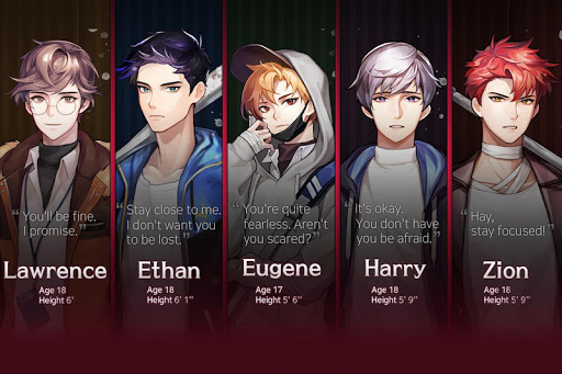 Dangerous Fellows – Romantic Thrillers Otome game astuce Eicn.CH 2