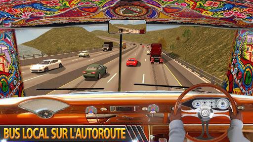 Dans un camion Au volant Jeux Autoroute Routes astuce Eicn.CH 2