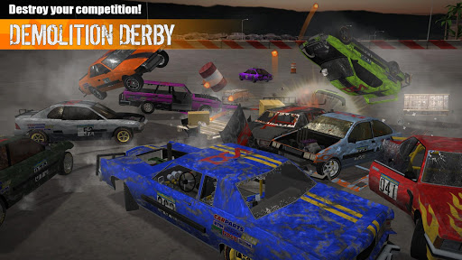 Demolition Derby 3 astuce Eicn.CH 2