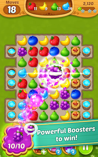 Fruits Mania Fairy rescue astuce Eicn.CH 1