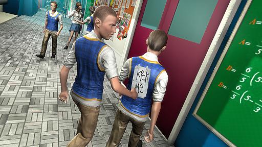 Gangster in High School astuce Eicn.CH 1