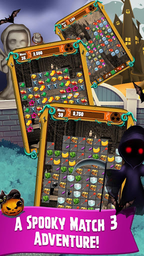 Mystery Mansion Match 3 Quest astuce Eicn.CH 1