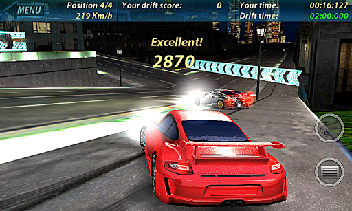 Need for Drift Most Wanted astuce Eicn.CH 1