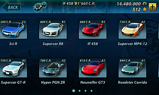 Need for Drift Most Wanted astuce Eicn.CH 2
