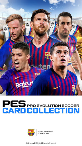 PES CARD COLLECTION astuce Eicn.CH 1