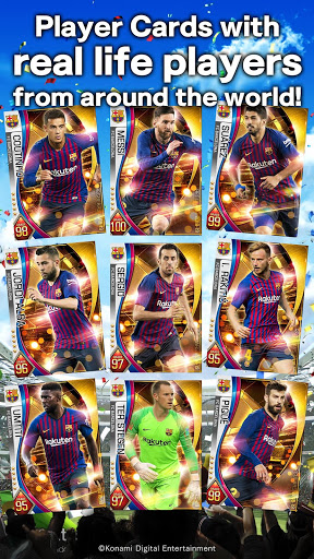 PES CARD COLLECTION astuce Eicn.CH 2