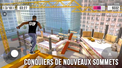 Parkour Simulator 3D – Trucs Extrmes astuce Eicn.CH 1