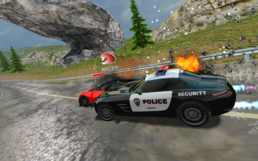 Racers Vs Cops Multiplayer astuce Eicn.CH 2