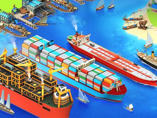 Seaport – Explorez collectez et changez astuce Eicn.CH 1