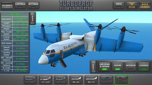 Turboprop Flight Simulator 3D astuce Eicn.CH 1