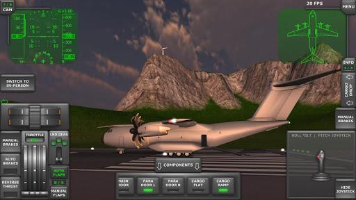 Turboprop Flight Simulator 3D astuce Eicn.CH 2