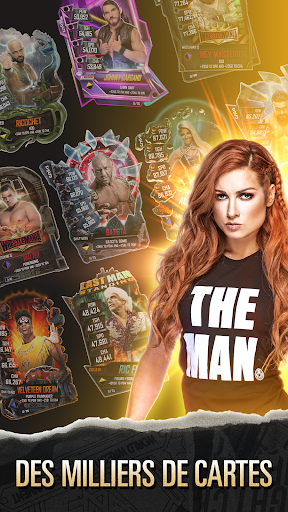 WWE SuperCard – Jeu de cartes multijoueur astuce Eicn.CH 2
