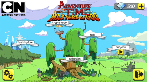 Adventure Time Masters of Ooo astuce Eicn.CH 1