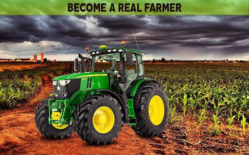 Agriculture Simulateur Rel Tracteur Agriculture astuce Eicn.CH 1