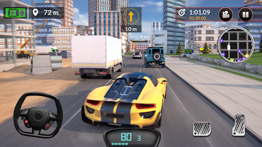 Drive for Speed Simulator astuce Eicn.CH 2
