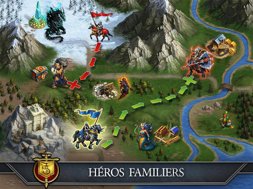 Gods and Glory War for the Throne astuce Eicn.CH 1
