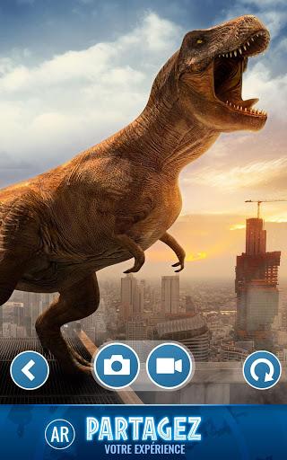 Jurassic World Alive astuce Eicn.CH 1
