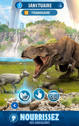 Jurassic World Alive astuce Eicn.CH 2