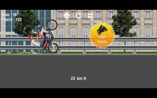 Moto Wheelie astuce Eicn.CH 2