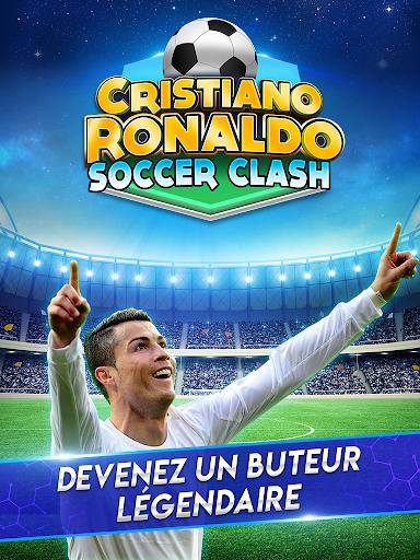 Ronaldo Soccer Clash astuce Eicn.CH 1