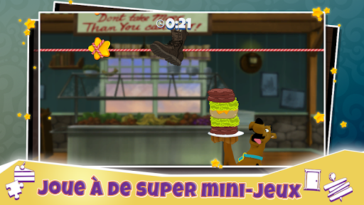 Scooby-Doo Mystery Cases astuce Eicn.CH 2