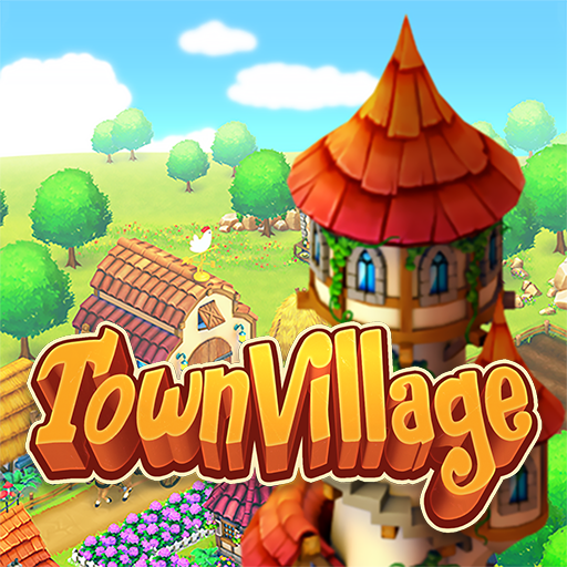 Tlcharger Code Triche Town Village ferme commerce farm build city APK MOD