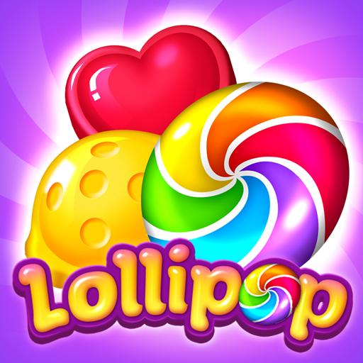 Tlcharger Gratuit Code Triche Lollipop Sweet Taste Match3 APK MOD