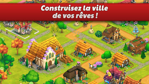 Town Village ferme commerce farm build city astuce Eicn.CH 2