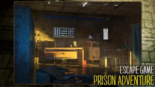 chapper gibieraventure de la prison astuce Eicn.CH 1