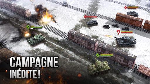 Armor Age Tank Wars WW2 Platoon Battle Tactics astuce Eicn.CH 1