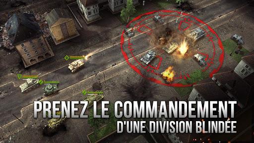 Armor Age Tank Wars WW2 Platoon Battle Tactics astuce Eicn.CH 2