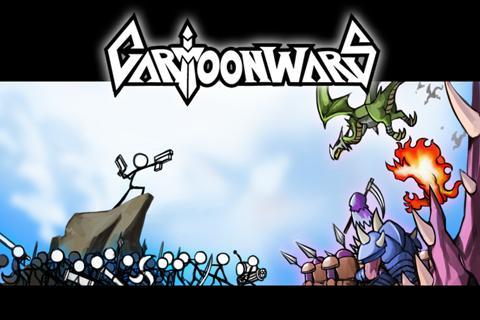 Cartoon Wars astuce Eicn.CH 1