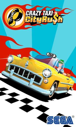 Crazy Taxi City Rush astuce Eicn.CH 1