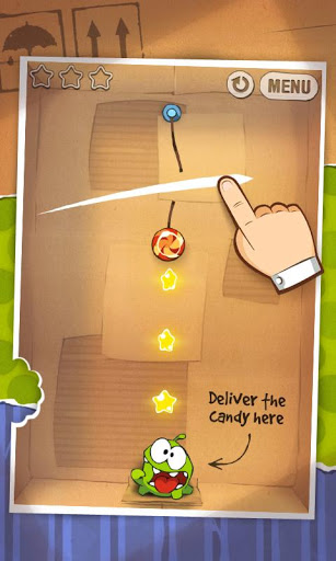 Cut the Rope FULL FREE astuce Eicn.CH 2