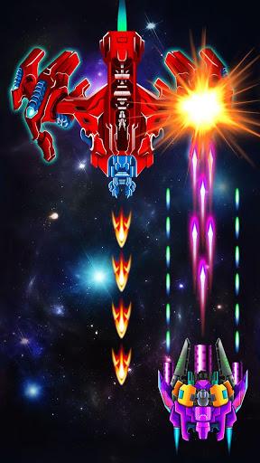 Galaxy Attack Alien Shooter astuce Eicn.CH 2