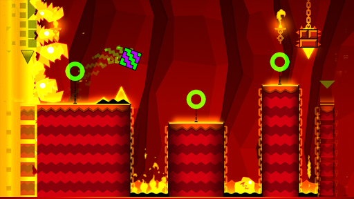 Geometry Dash Meltdown astuce Eicn.CH 2