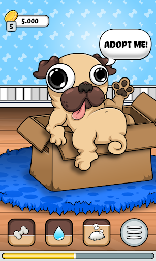 Pug – My Virtual Pet Dog astuce Eicn.CH 1