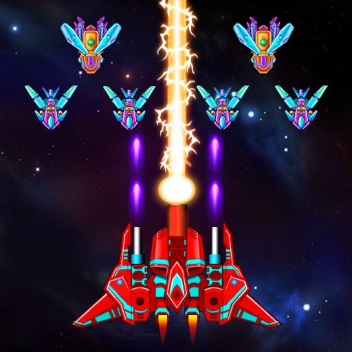 Tlcharger Code Triche Galaxy Attack Alien Shooter APK MOD