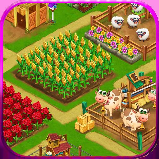 Tlcharger Gratuit Code Triche Jour Farm Village Agriculture Jeux hors ligne APK MOD